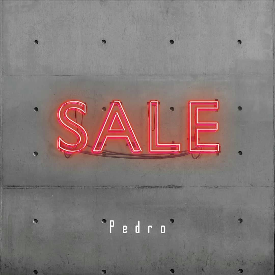 Pedro Promo End of Season, Sale Up To 50% Off