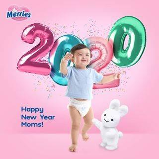 Blibli Promo Merries Baby Diaper Big Sale Dapatkan Diskon Hingga 31%!