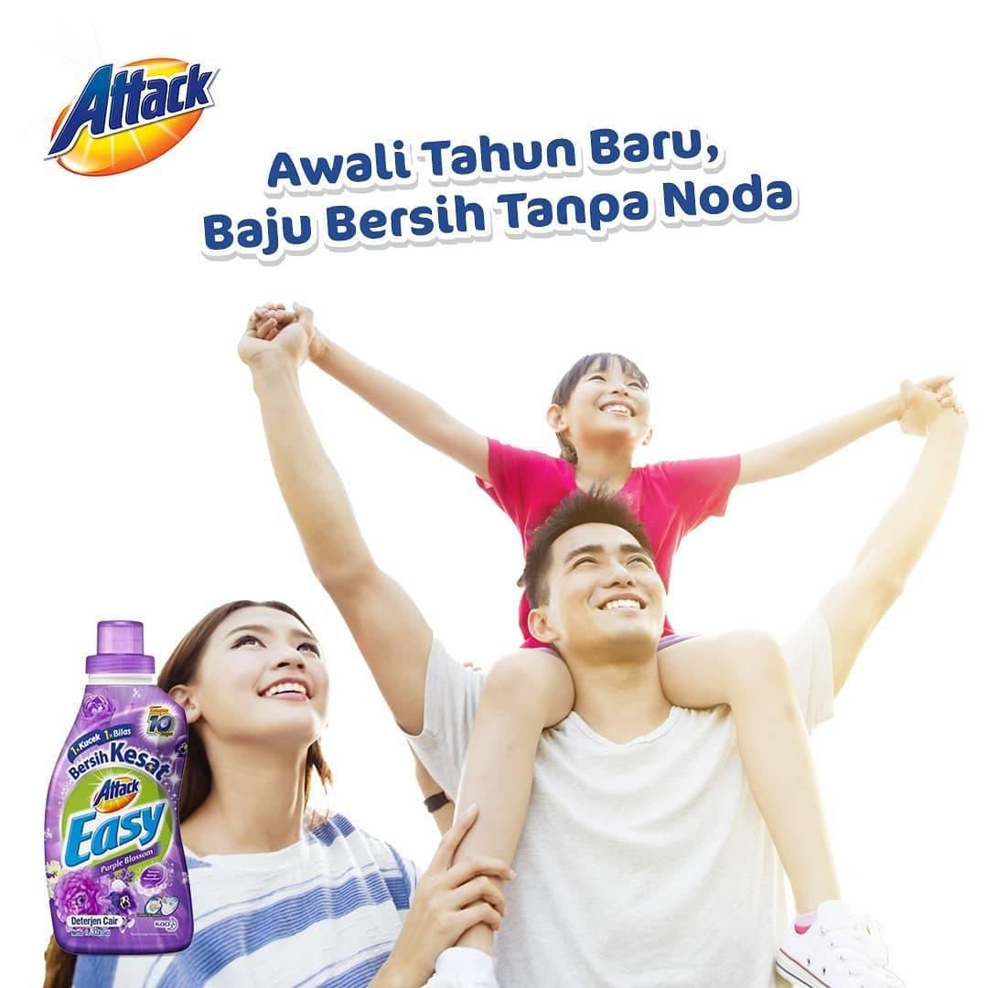Blibli Promo Attack Detergen Dapatkan Harga Mulai Dari Rp 11.500