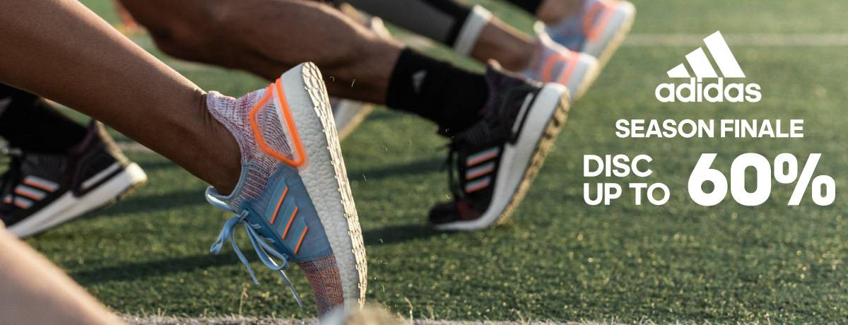 Blibli Promo Adidas Original Season Finale, Discount Up To 60%