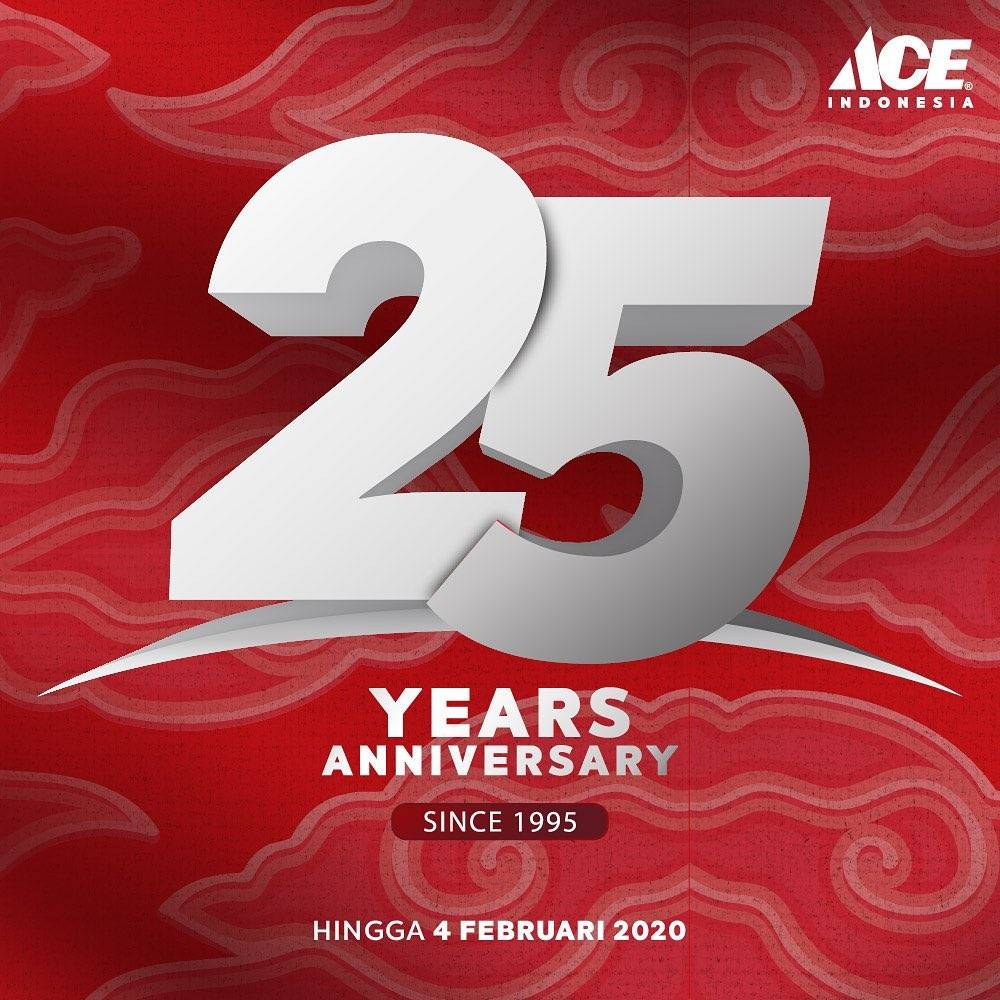ACE Promo Special 25th Anniversary