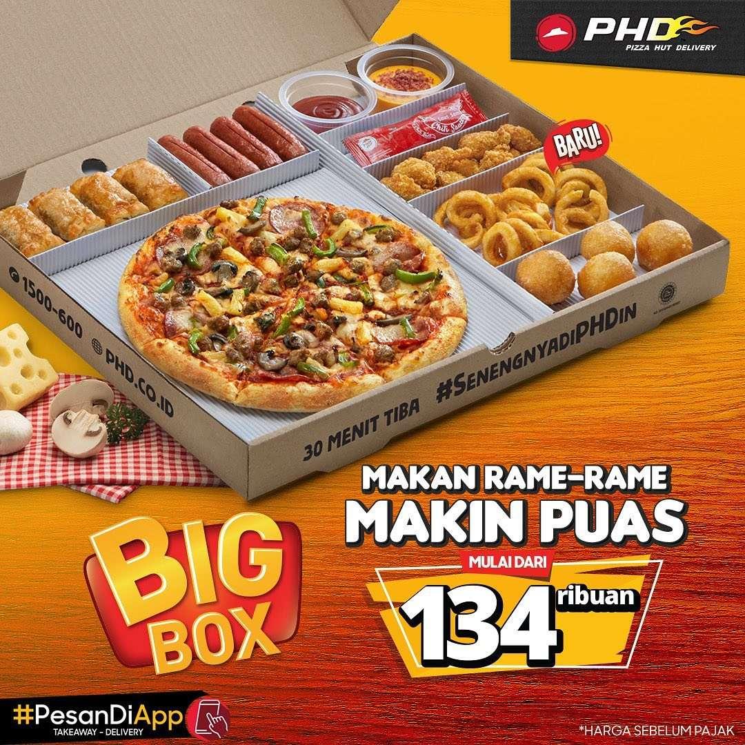 PHD Promo Big Box Harga Mulai Dari 134ribuan