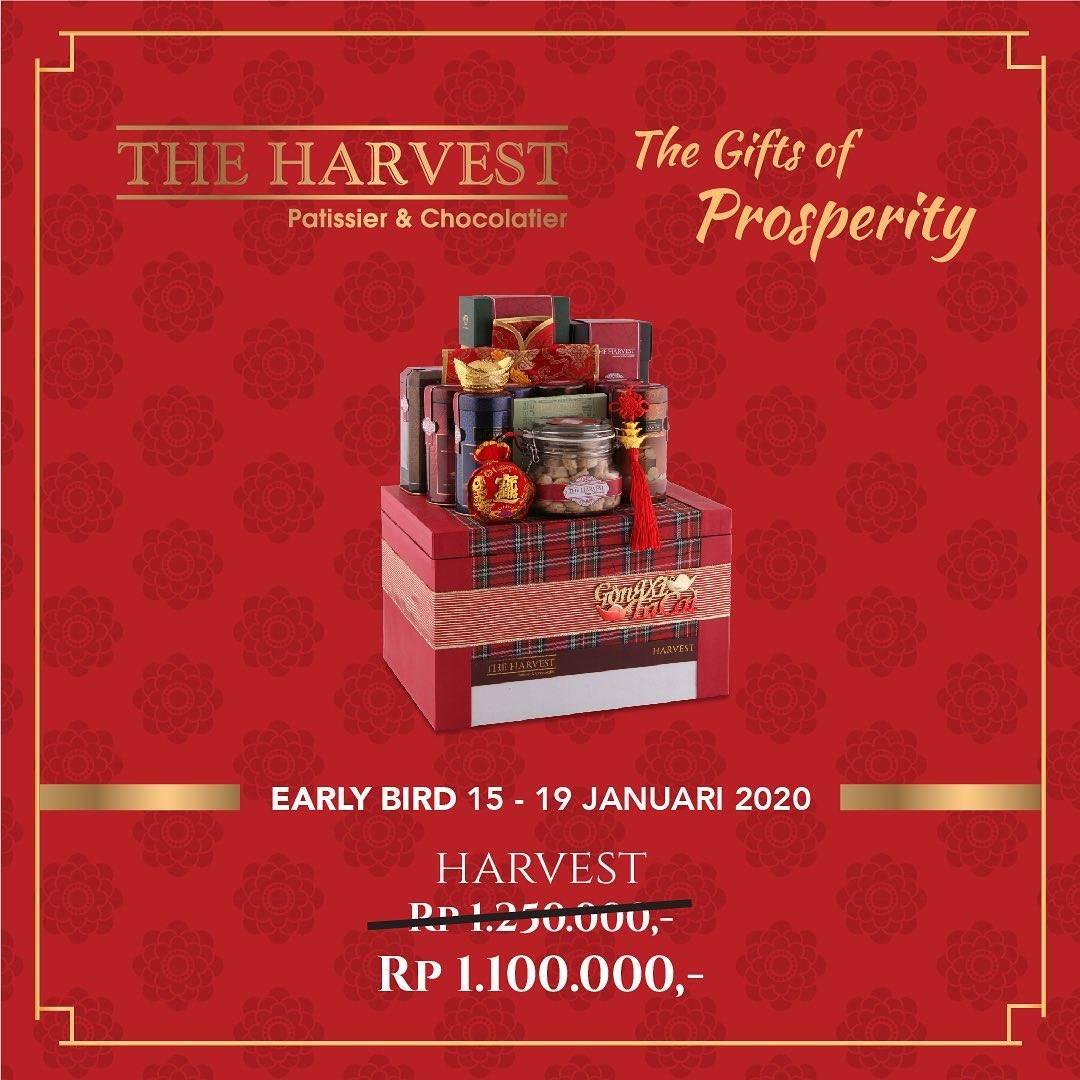 The Harvest Promo Hamper Imlek Dengan Harga Rp. 1.100.000