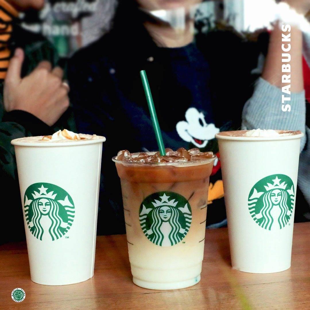Starbucks Promo Beli 2 Gratis 1 Menggunakan BCA Card