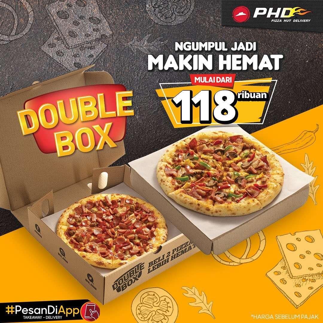 PHD Promo Beli Double Box Dengan Harga Mulai Dari Rp. 118ribuan
