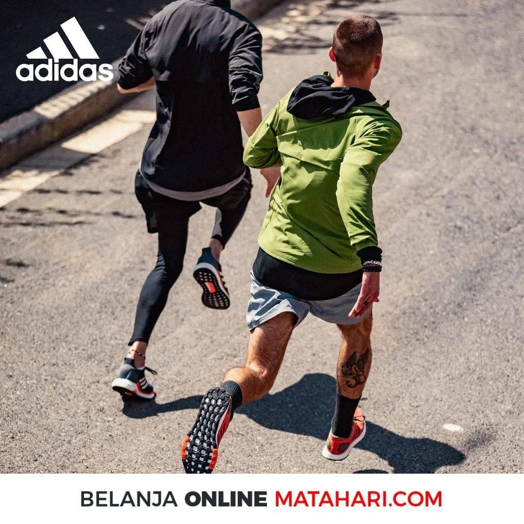 Matahari Department Store Promo Adidas, Dapatkan Diskon Hingga 50% + 30%