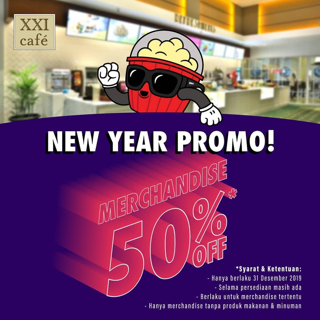 Cinema XXI Promo Diskon 50% Untuk Merchandise Unik Dan Kece