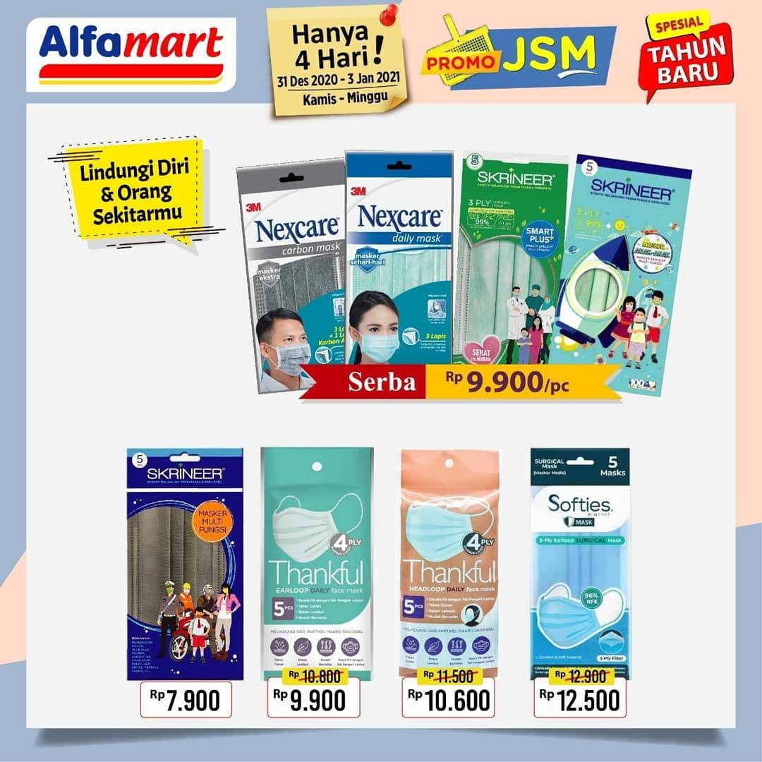 Promo diskon Alfamart Katalog JSM Spesial Tahun Baru