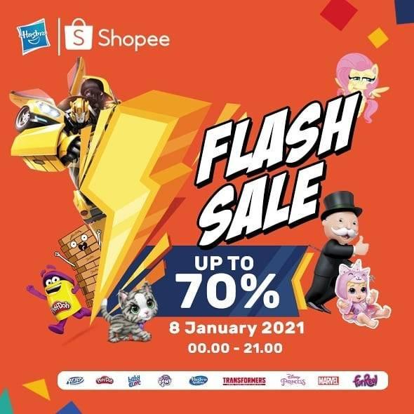 Diskon Kidz Station Flash Sale Up To 70% Off On Shopee