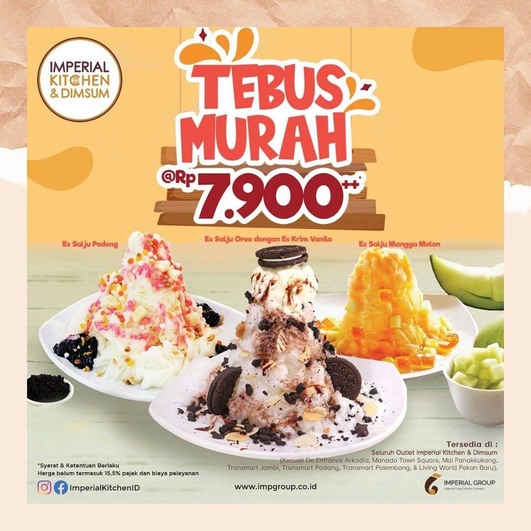 Diskon Imperial Kitchen Tebus Murah Rp. 7.900