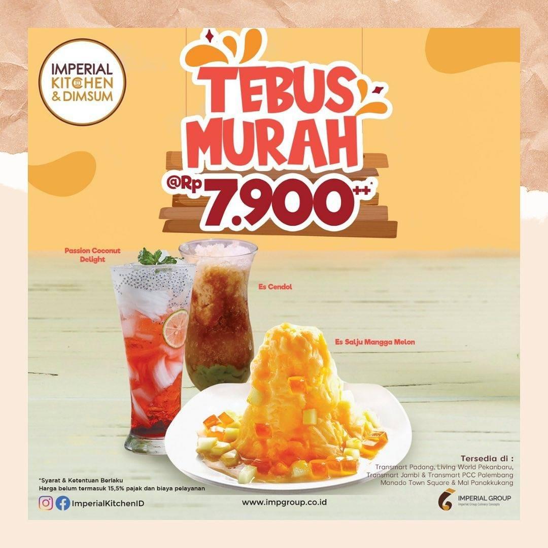 Promo diskon Imperial Kitchen Tebus Murah Rp. 7.900