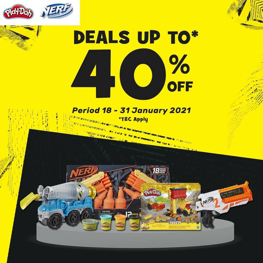 Diskon Kidz Station Deals Up To 40% Off