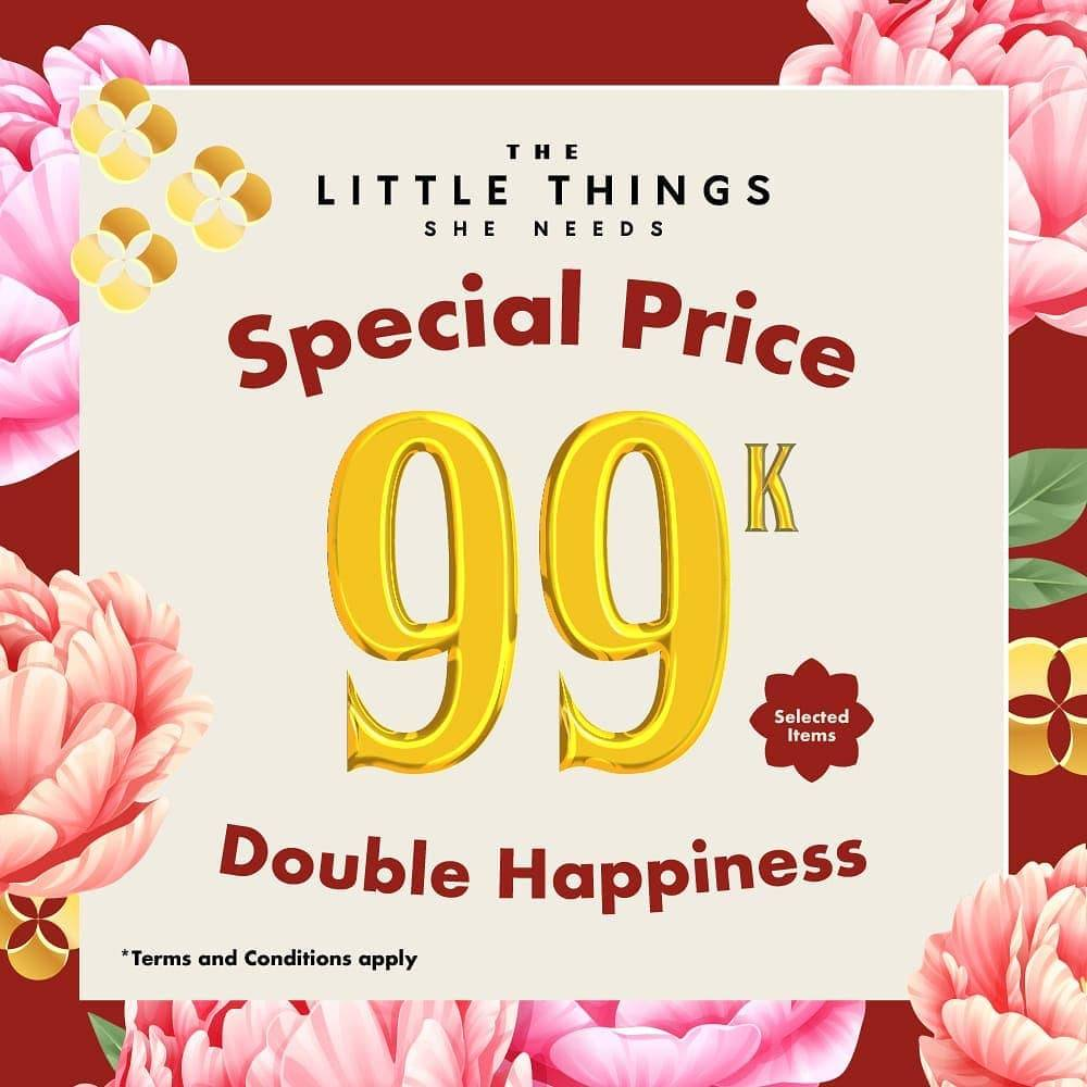 Diskon The Little Things She Needs Special Price 99k On Selected Items