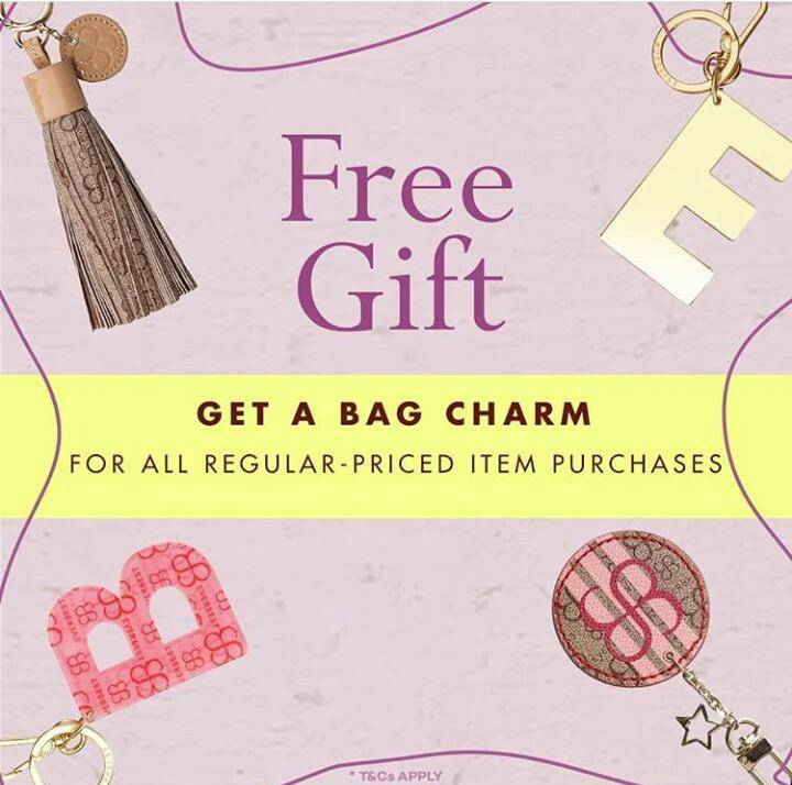 Everbest Promo Free Gift Bag Charm For All Regular! Priced Item Purchase.