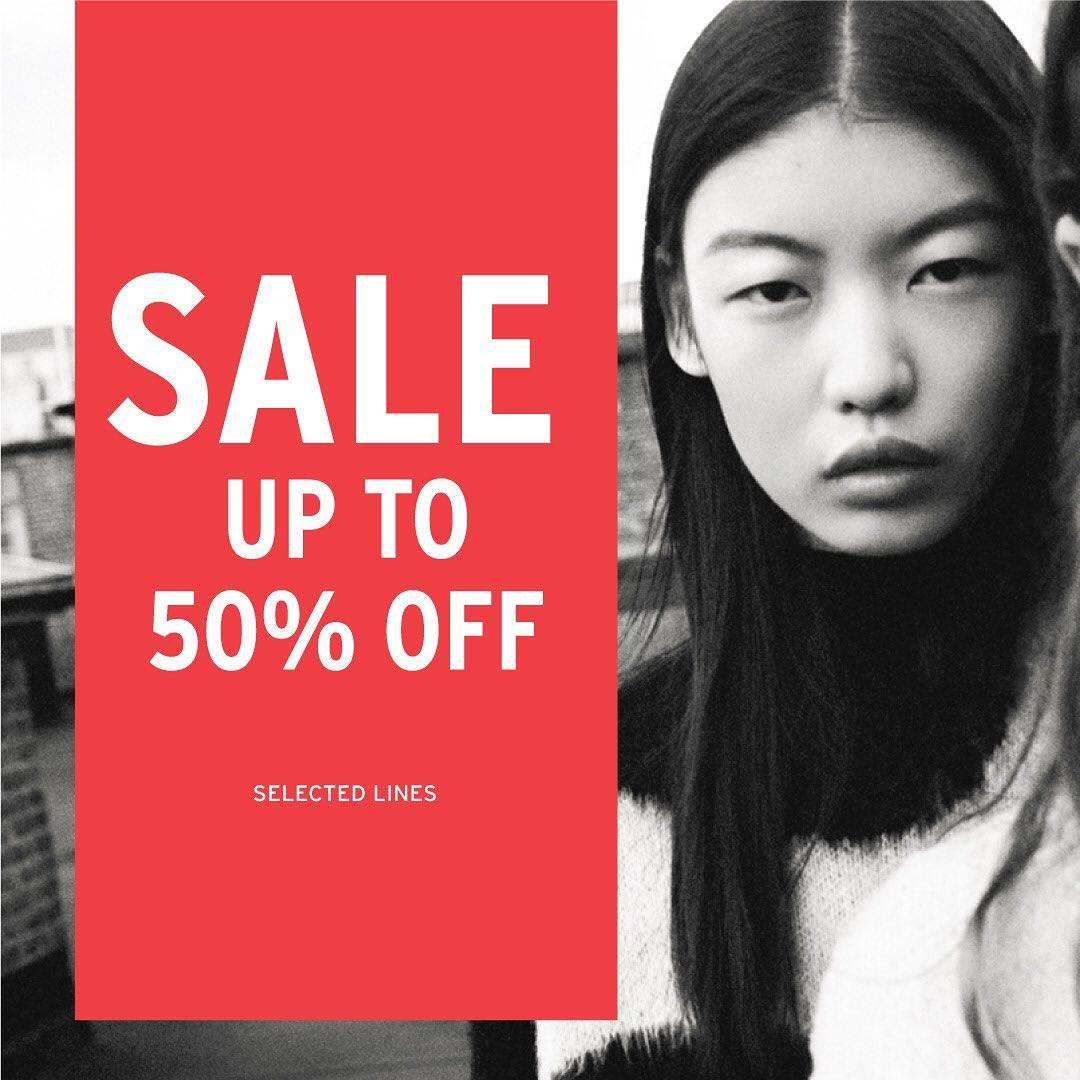 Topshop / Topman Promo Sale Up to 50% off