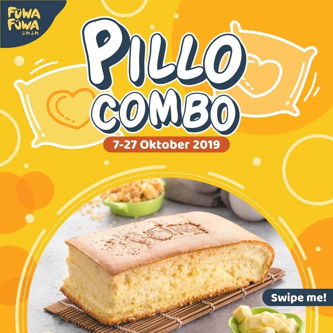 Fuwa Fuwa Promo Pillo Combo, Paket 2 Produk Dengan Harga Spesial Mulai Rp. 70.000