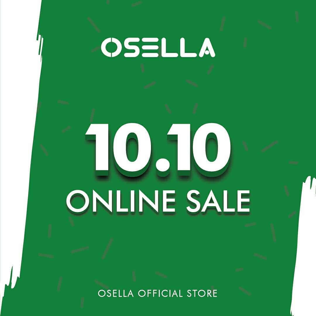 Osella Promo 10.10 Online Sale, Discount Up To 80% Off