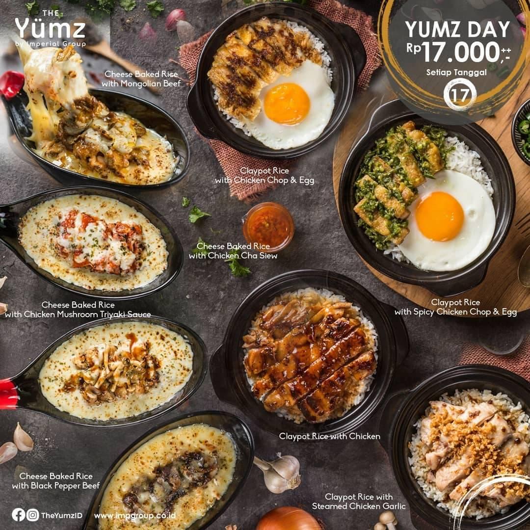 The Yumz Promo Buy 1 Get 1 Free Untuk Menu Pilihan Toast
