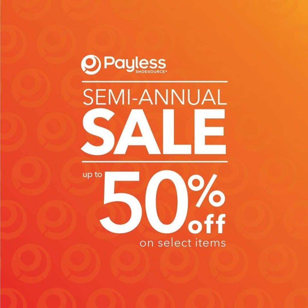 Payless Shoesource Promo SALE up to 50% Off On Select Items