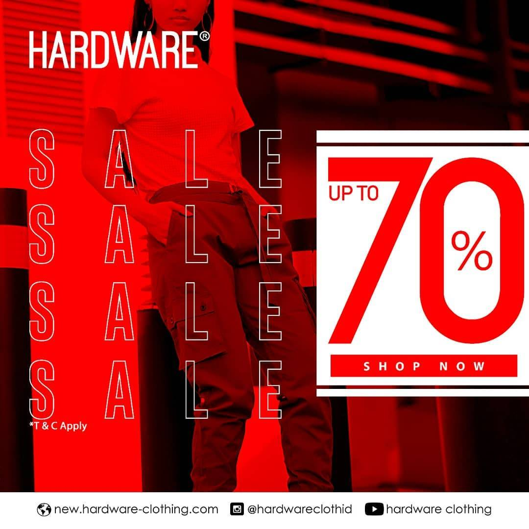 Hardware Promo SALE Up to 70%