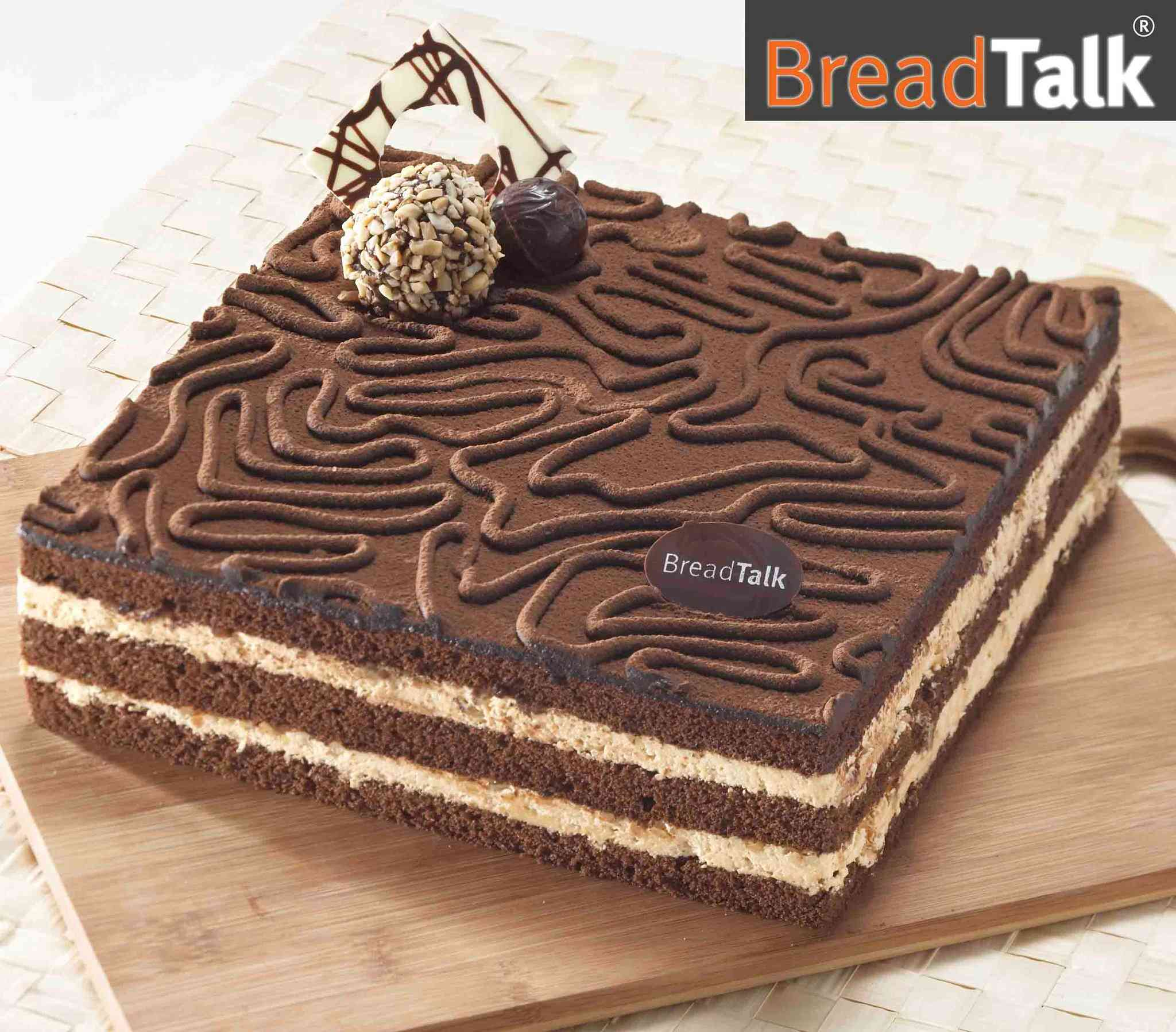 Diskon BreadTalk Promo Kartu Mandiri Special Price 22K