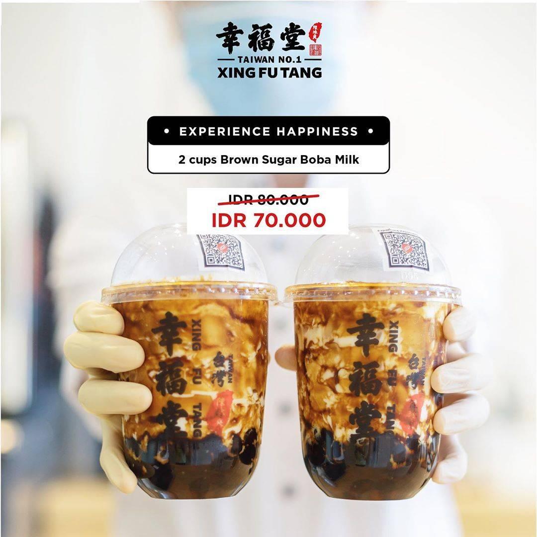 Diskon Xing Fu Tang Promo Experience Happiness