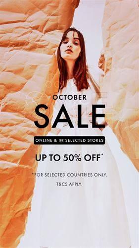 Diskon Charles & Keith Promo Sale Up to 50%