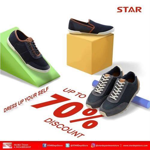 Diskon Star Department Store Promo Diskon Hingga 70%