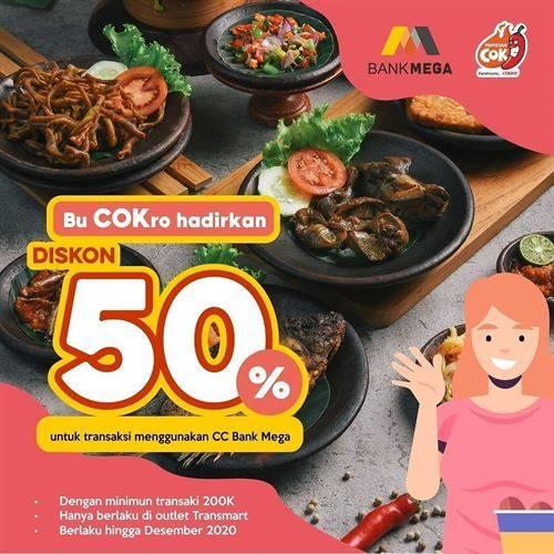 Diskon Bank Mega Dan Promo Bank Mega Terbaru November 2020