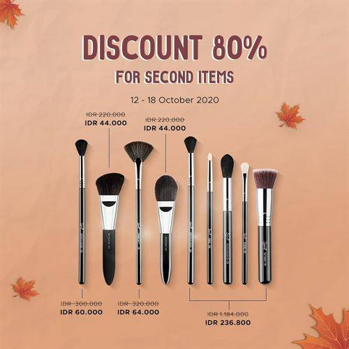 Diskon Kay Collection Promo 2nd Item 80% off
