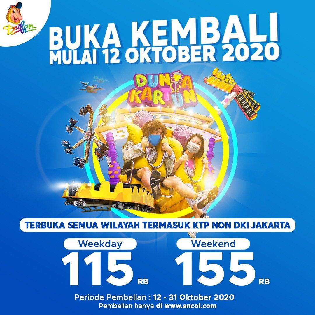 Diskon Dufan Promo Re-Opening On New Normal