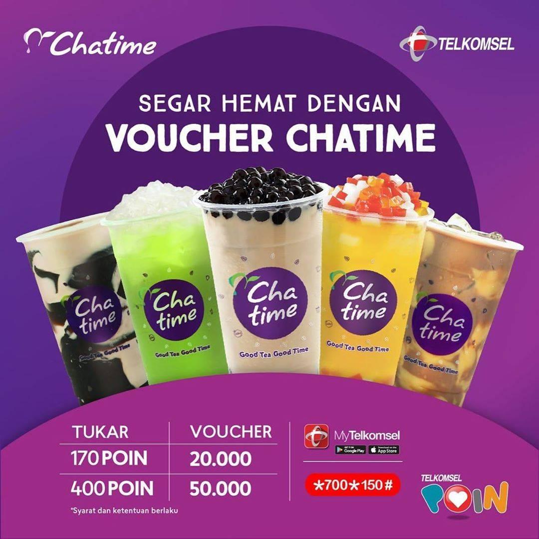 Diskon Chatime Dan Promo Chatime Terbaru Desember 2020