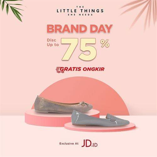 Diskon The Little Things She Needs Promo JD.ID Discount Up To 75% Off