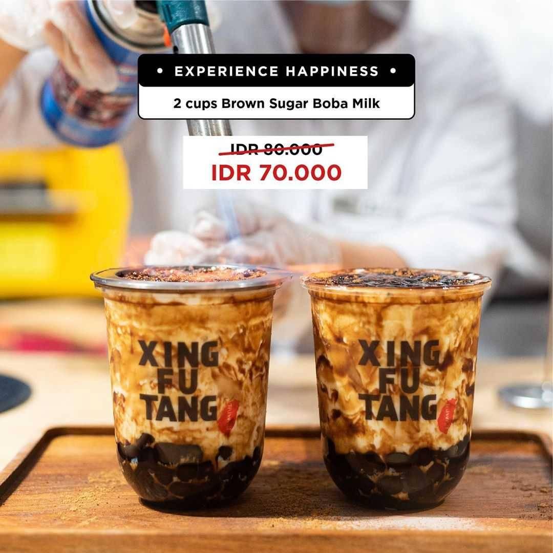 Promo diskon Xing Fu Tang Promo Experience Happiness