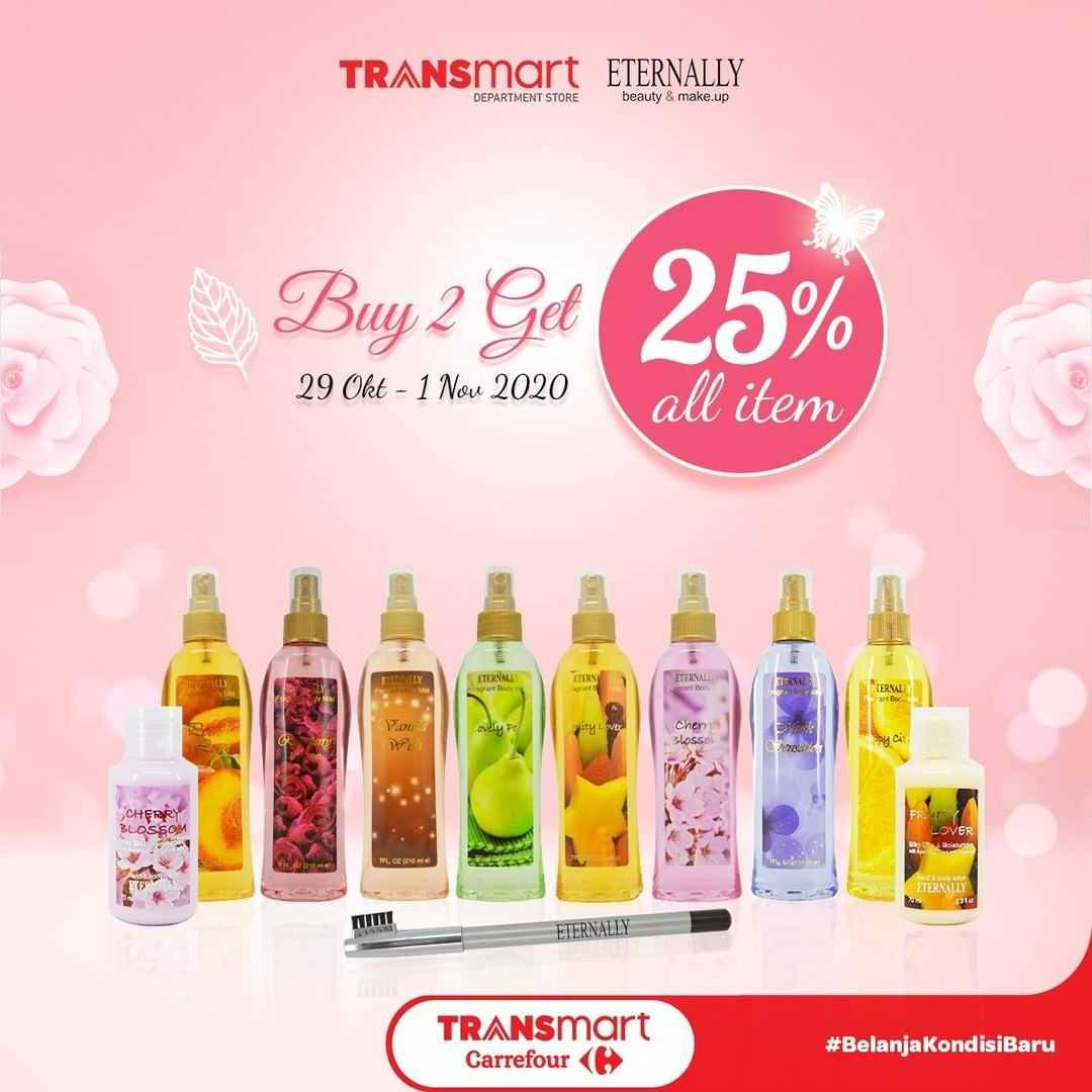 Promo diskon Transmart Beauty Payday - Discount Up To 50% Off on Selected Beauty Products