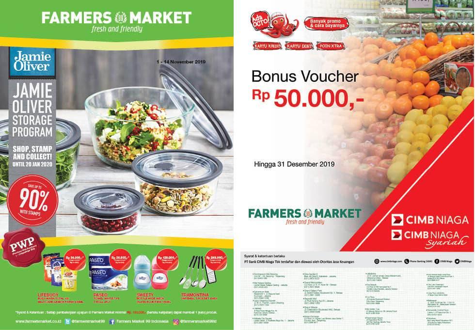 Katalog Farmers Market periode 01-14 November 2019