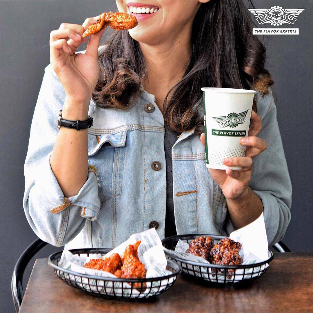 Wingstop Wednesday is Wingsday Gratis 5pcs Boneless Wings setiap pembelian 5pcs Asian Spice