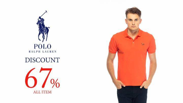Polo Ralph Lauren Promo Discount 67% All Item