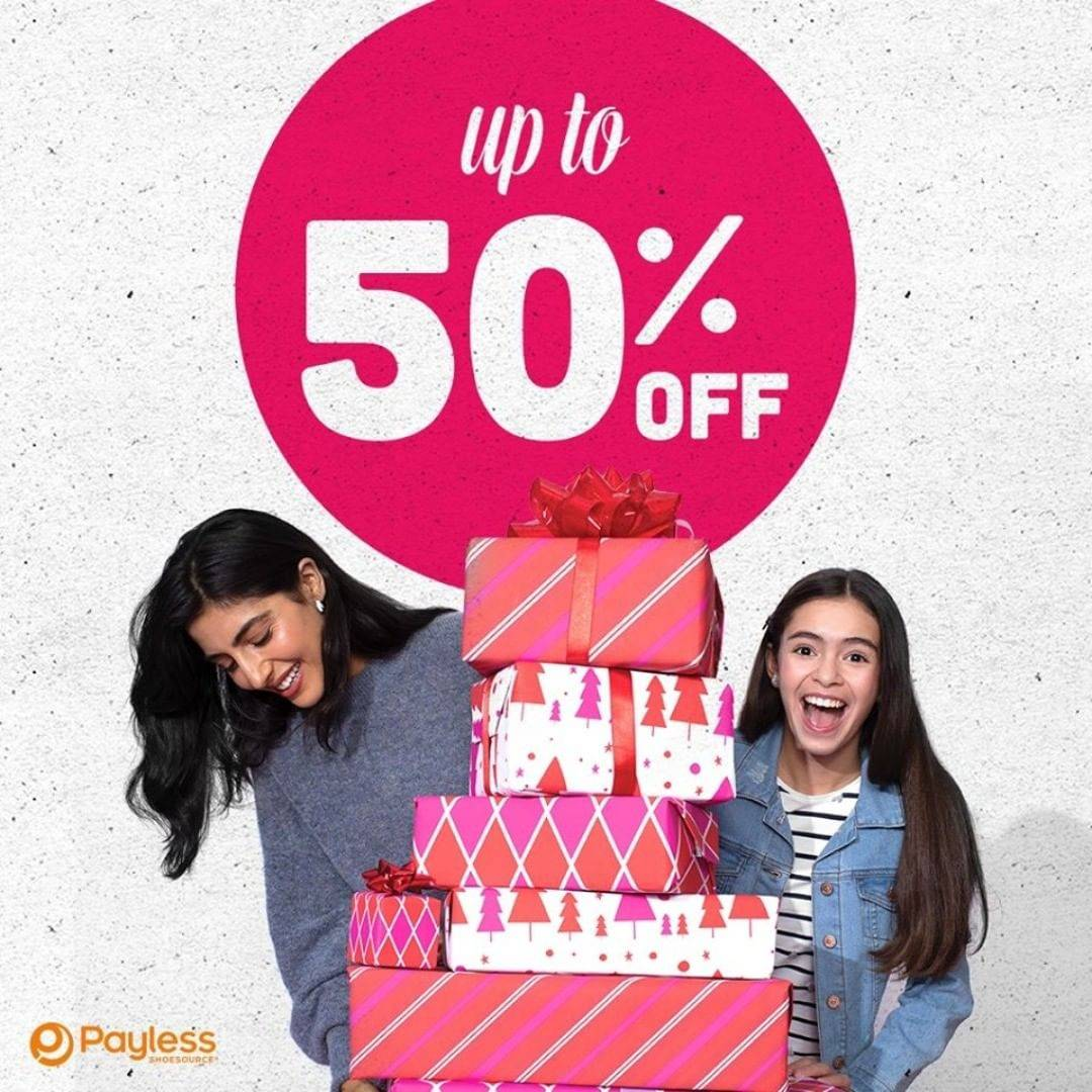 Payless Promo Discount Up To 50% Off