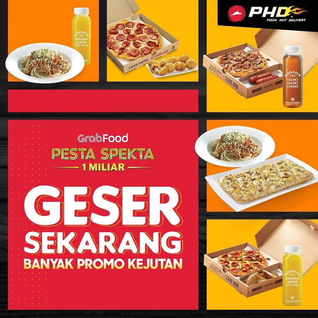 Diskon PHD Promo Pesta Spekta Diskon 25% untuk Paket Menu Pilihan