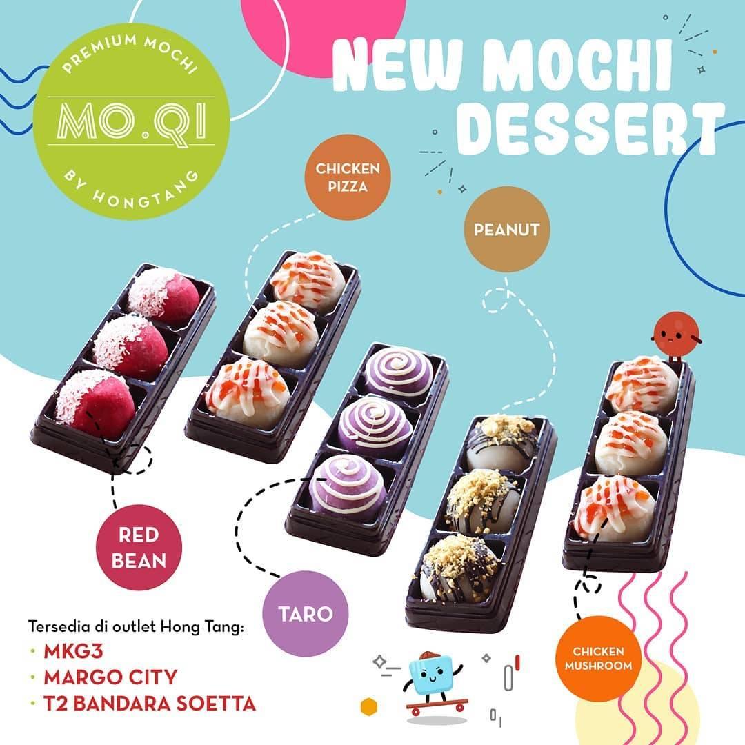 Hong Tang Promo Menu Dessert Terbaru