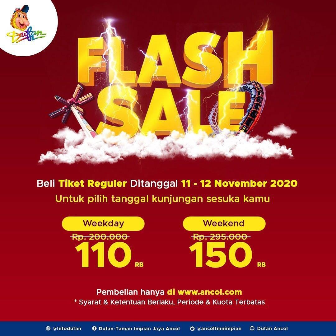 Diskon Dufan Flash Sale Start From IDR. 110.000