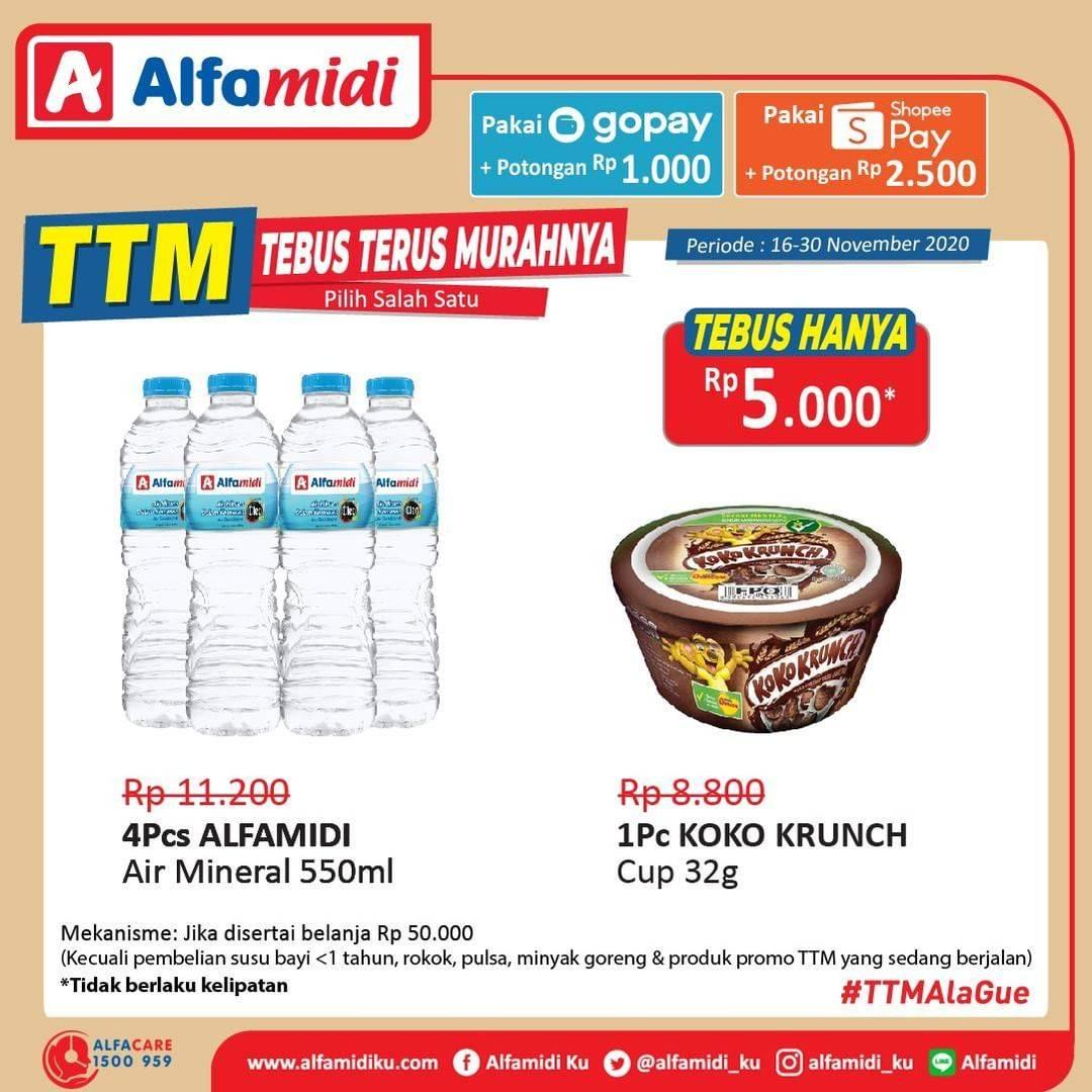 Katalog Promo Alfamidi Tebus Murah Periode 16 30 November 2020 Disqonin