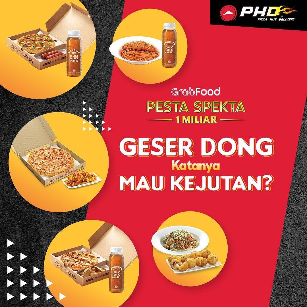Diskon PHD Promo Pesta Spekta Harga Spesial untuk Paket Menu Pilihan