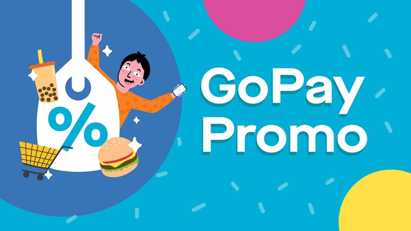 Gopay Promo Cashback di Mcdonalds , Giant dan Hero Sampai Januari 2020