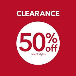 Payless Shoesource Clearance Sale Up To 50% Off Selected Items