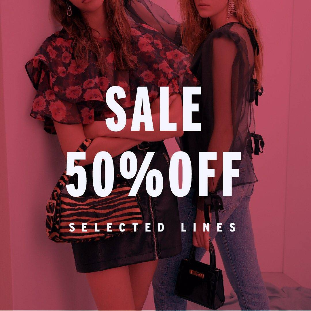 Topshop / Topman End Of Season Sale Up To 50% Off