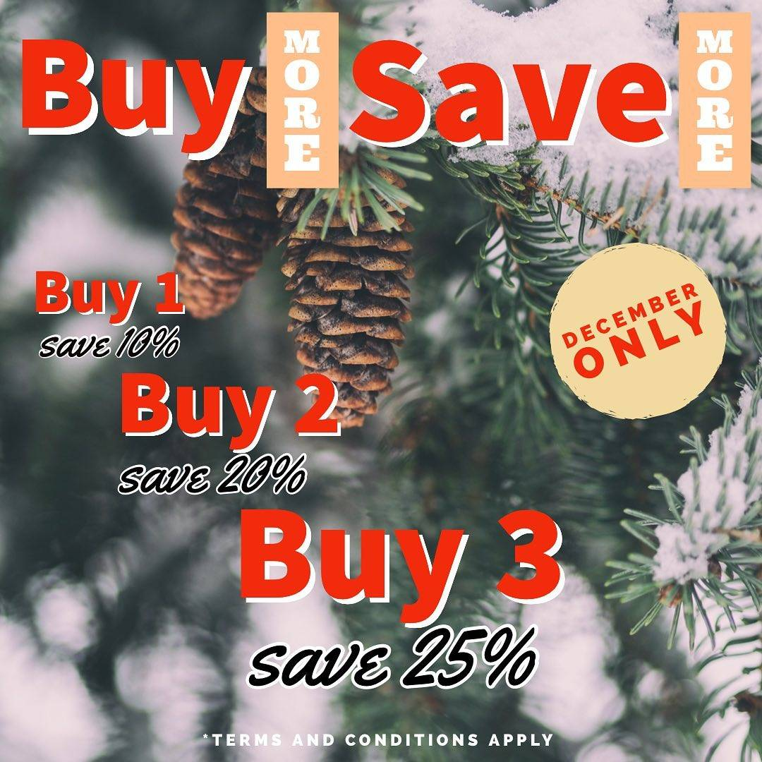 J.Rep Promo Buy More Save More, Discount Up To 25% Off