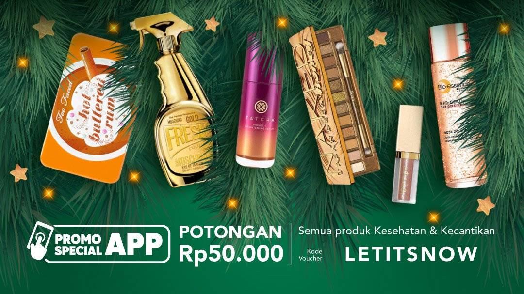 Blibli Promo Special Apps, Potongan Rp 50.000!