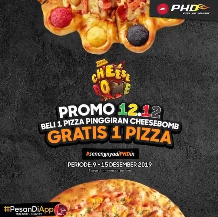 PHD Promo Spesial Harbonas, Beli 1 Gratis 1!